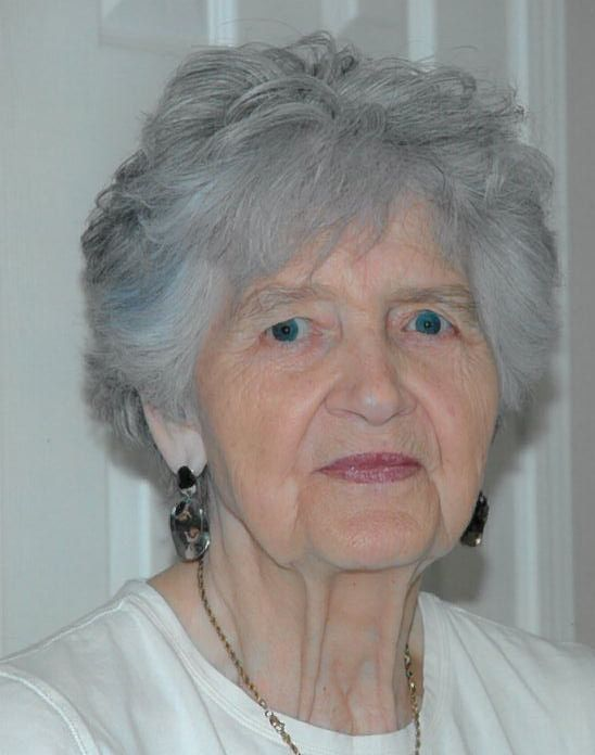 Obituary Hazel Mcclellan The Mitchell News Spruce Pine