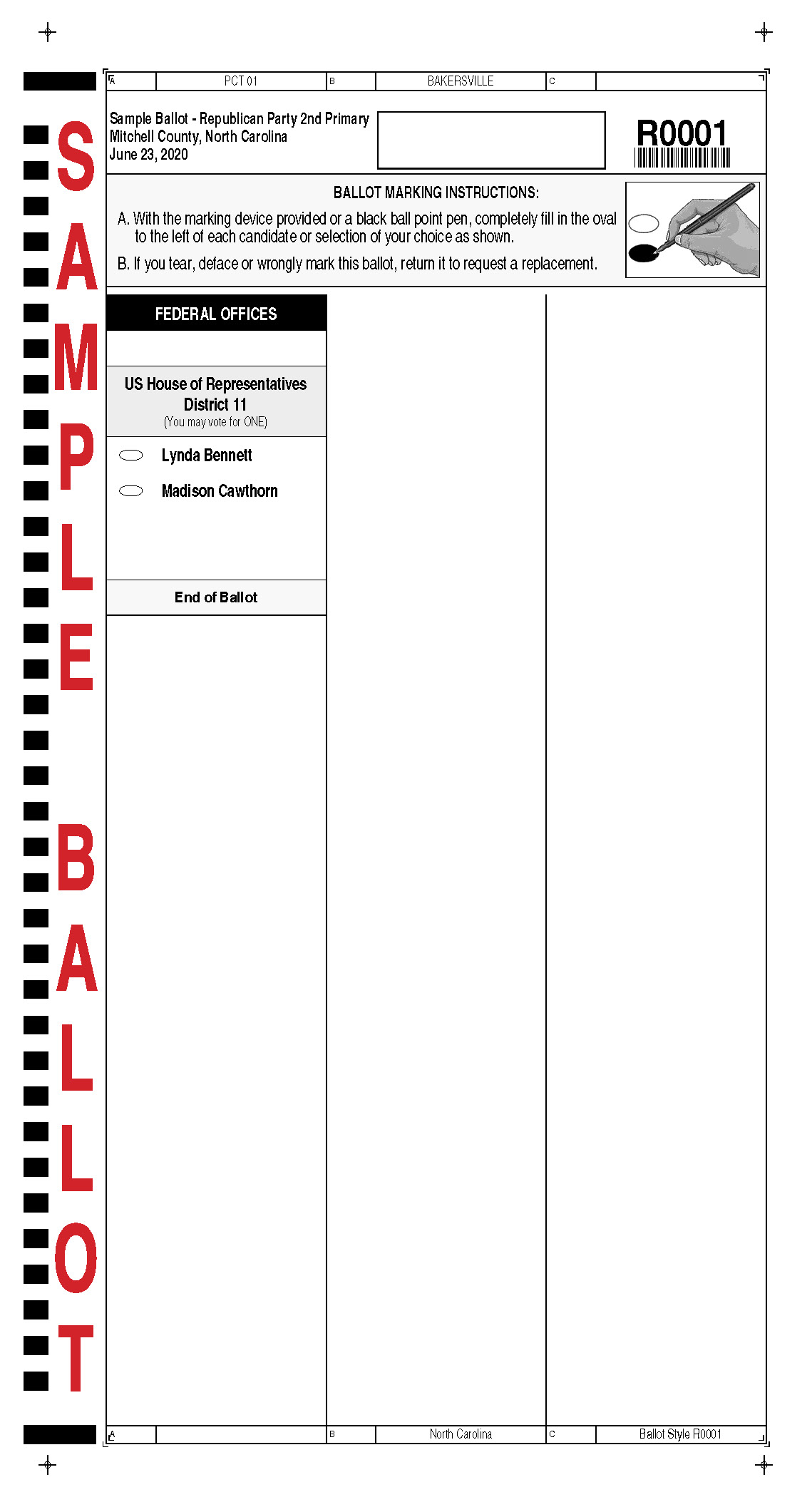 Bennett Nc Christmas Parade 2020 Day, voting locations changed for June runoff | The Mitchell News