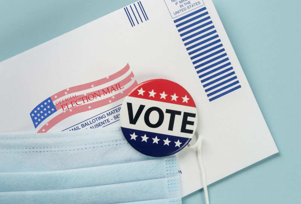 Director of the Mitchell County Board of Elections Roycene Jones said the county has received 1,130 absentee ballots requests so far. For comparison, the county received less than 400 requests in 2016. (Getty Images)