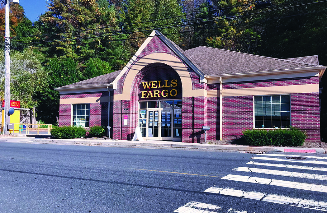 The Spruce Pine Wells Fargo branch will permanently close on Feb. 10, the company confirmed.