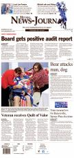 Front page for Wednesday, Nov. 13.