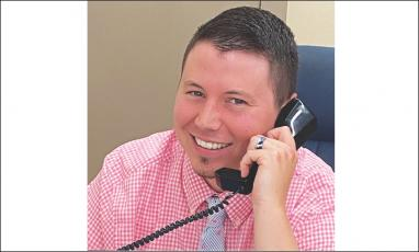 Former Mitchell News-Journal reporter Cory Spiers, 27, has taken the position of Editor/Publisher.