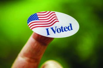 Early voting in Mitchell County opens Thursday, Oct. 15 and continues through Saturday, Oct. 31. Photo sourced from Getty Images.